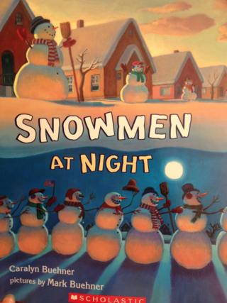 Snowmenbookcover